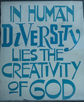 In Human Diversity Lies the Creativity of God