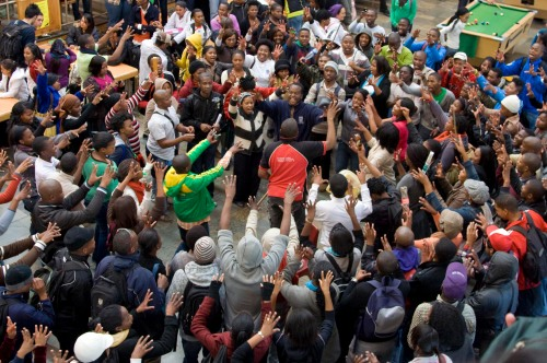 Student Union Protest