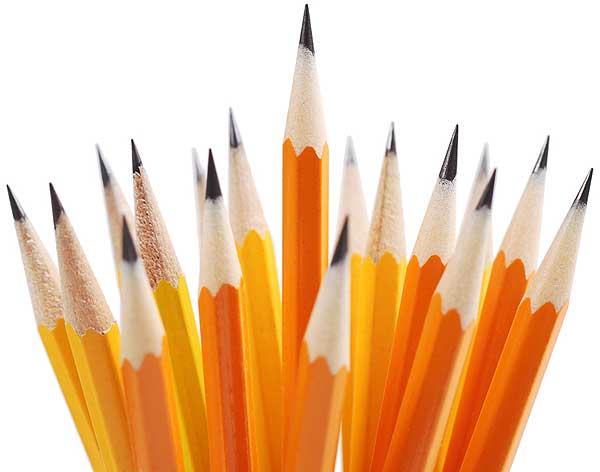 pencils   The Marquett...