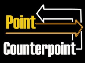 point+counterpoint