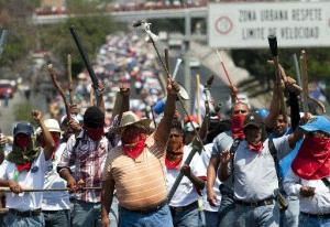 Mexican protest 1