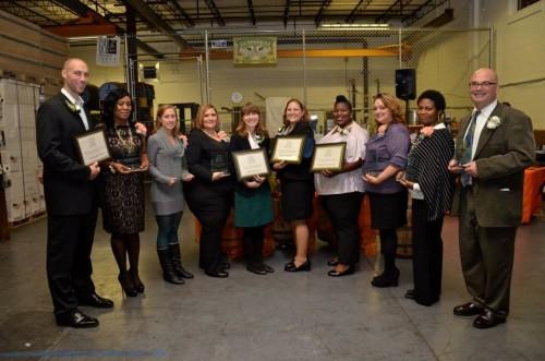 CT&T Award Winners 2013