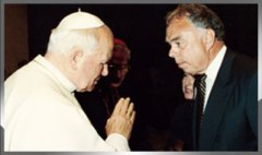 Stollenwerk and the Pope