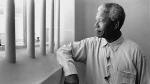 Mandela imprisoned