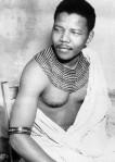 Mandela young man