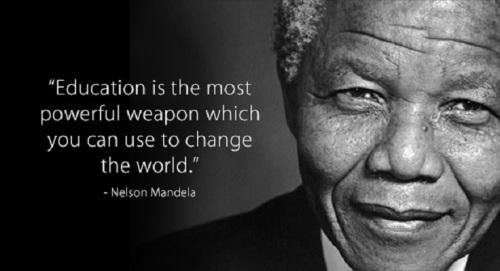 Nelson Mandela Education