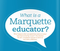 What is a Marquette Educator?