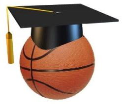 Hoops and higher education